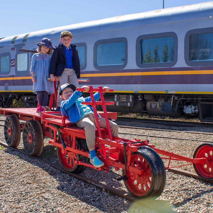 DownsStream Tourist Railway
