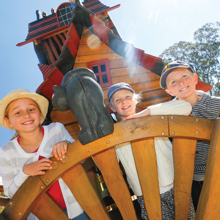 kids in the park toowoomba