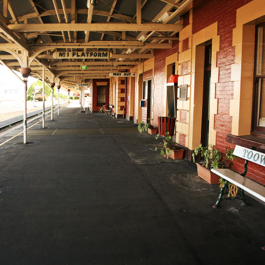 Toowoomba Railway Station
