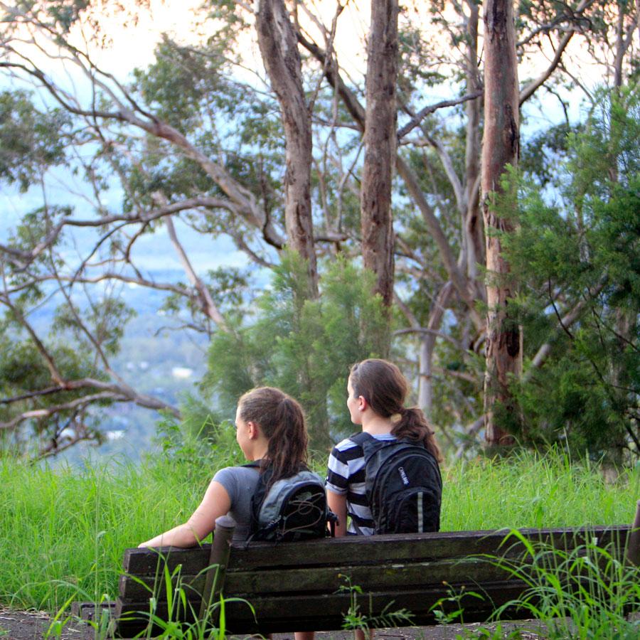Bushwalking in Toowoomba Region