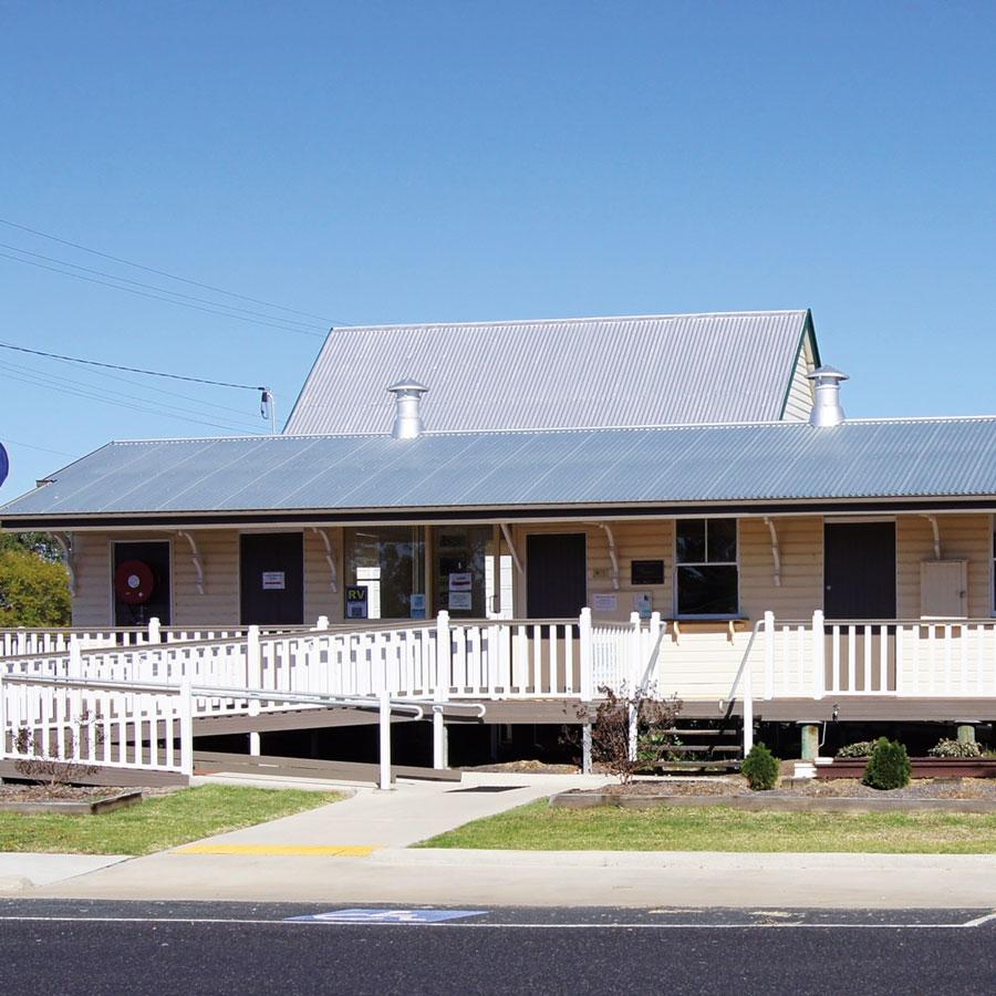 Millmerran Visitor Information Centre