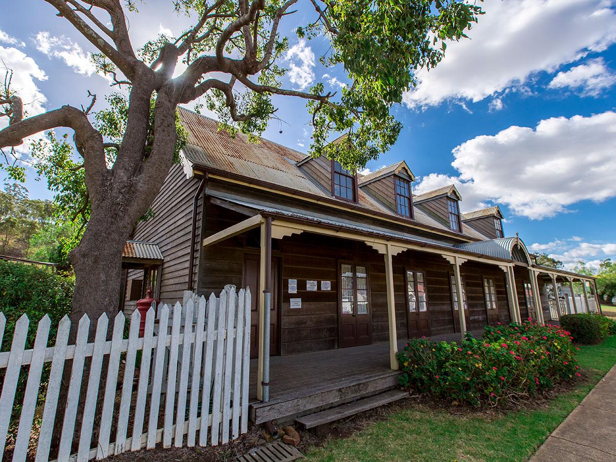Toowoomba Region historic highlights