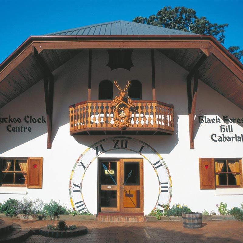 Cabarlah Cuckoo Clock Centre