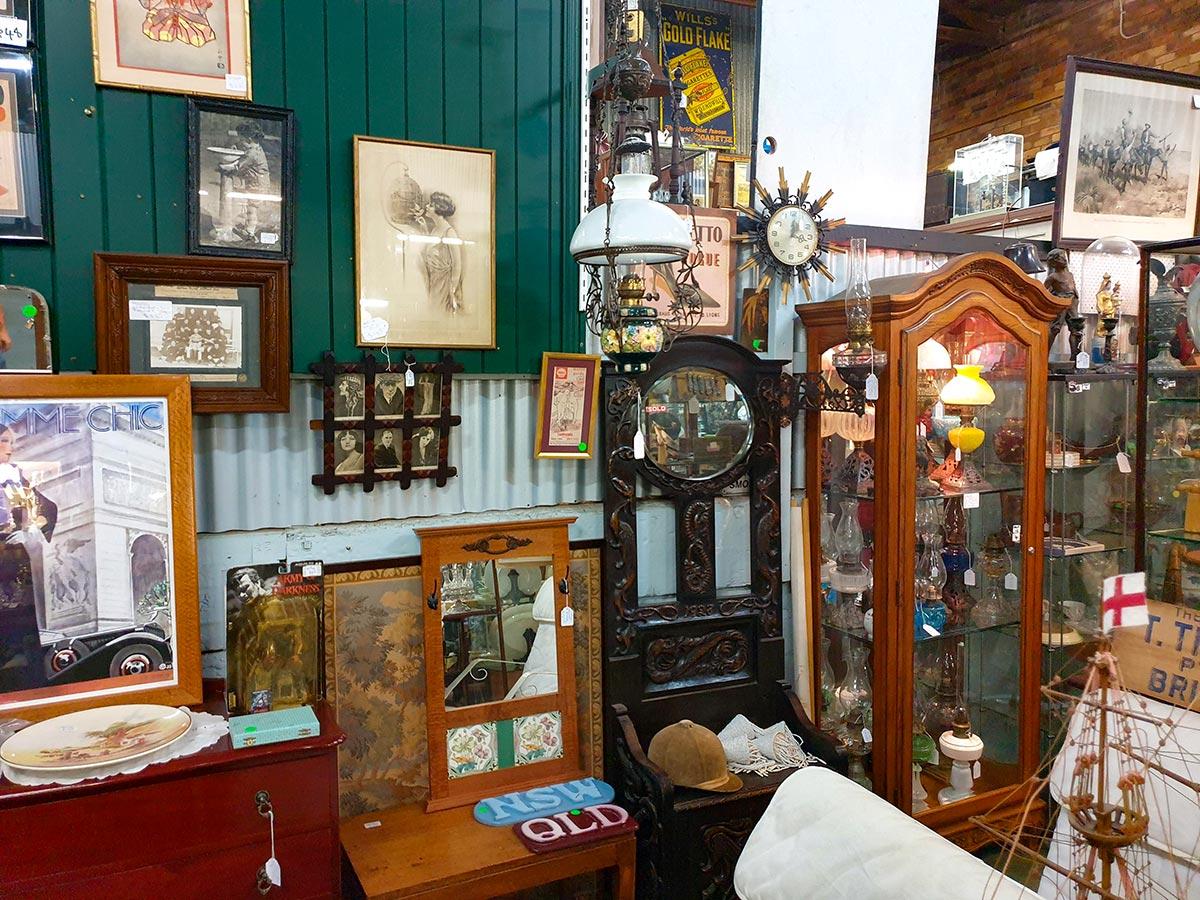 Antiques in Toowoomba Region