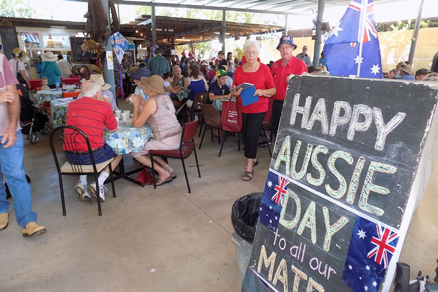 Highfields Australia Day