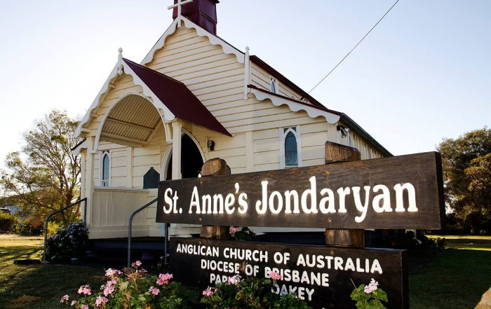 St Annes Jondaryan Church